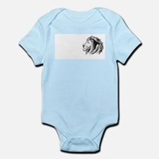 Ghostly Lion Infant Bodysuit