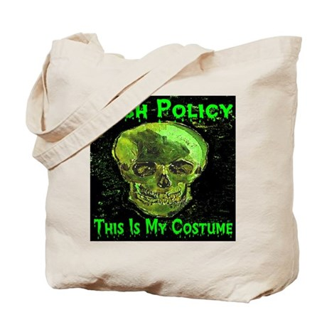 Bush Policy This Is My Costum Tote Bag