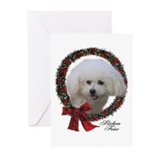 Bichon Frise Greeting Cards (Pk of 20)