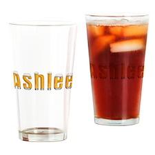 Ashlee Beer Drinking Glass