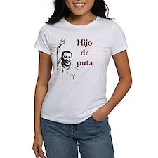 Hugo Chavez Son of a Bitch Tee