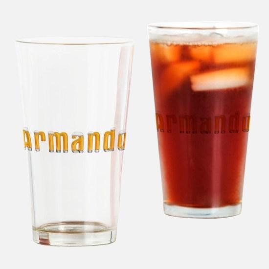 Armando Beer Drinking Glass