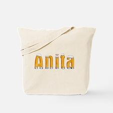 Anita Beer Tote Bag
