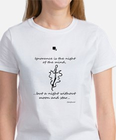 Quote by Confucius Women's T-Shirt