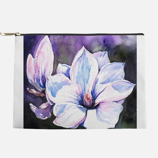 Magnolia Painting Makeup Pouch
