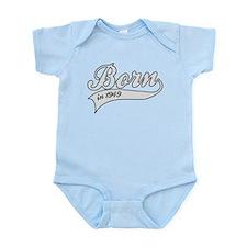 Born in 1949 - Birthday Infant Bodysuit