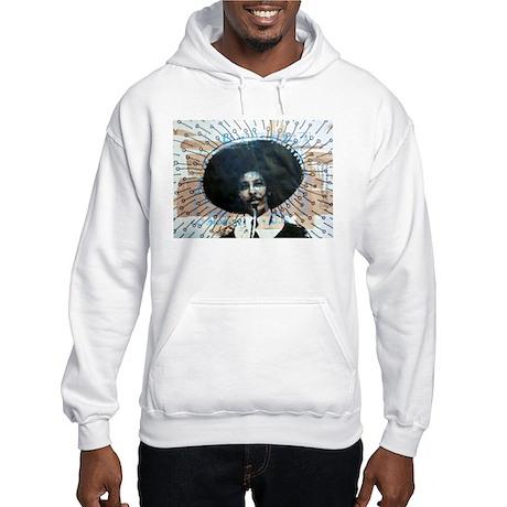 El Mariachi Lacho-Earth Vision Hooded Sweatshirt