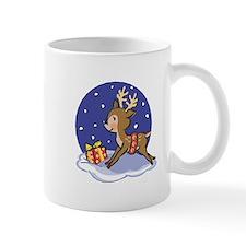 Baby Christmas Reindeer Mug