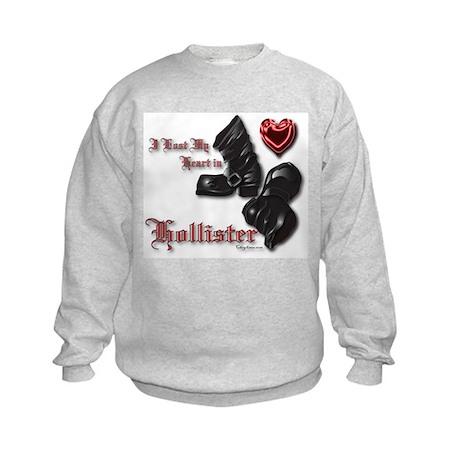 Hollister Valentine Kids Sweatshirt