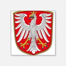 Frankfurt Coat of Arms Rectangle Sticker
