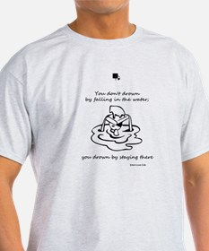 Quote by Edwin Louis Cole T-Shirt