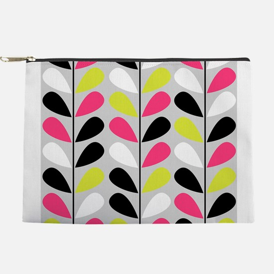 Retro Pattern Makeup Pouch