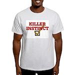 Killer Instinct Ash Grey T-Shirt