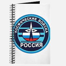 Abzeichen der Russischen Space Forces Journal