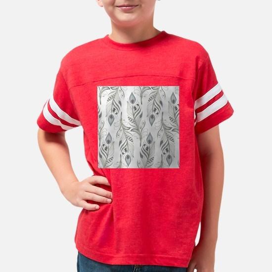 Beautiful Feathers Youth Football Shirt
