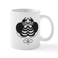 3 Black Cats - Optical Illusion Mug