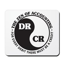 Zen of Accounting Mousepad