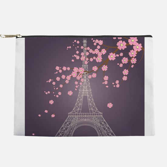 Eiffel Tower Makeup Pouch