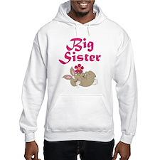 Big Sister Sweet Bunny 3 Hoodie