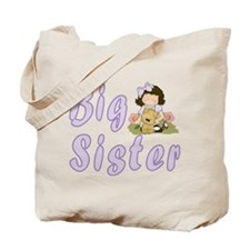 Big Sister Little Friends 4 Tote Bag