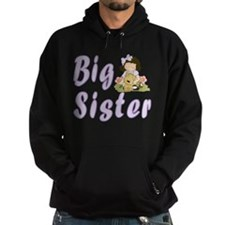 Big Sister Little Friends 4 Hoodie