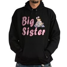 Big Sister Little Friends 3 Hoodie