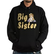 Big Sister Little Friends 2 Hoodie