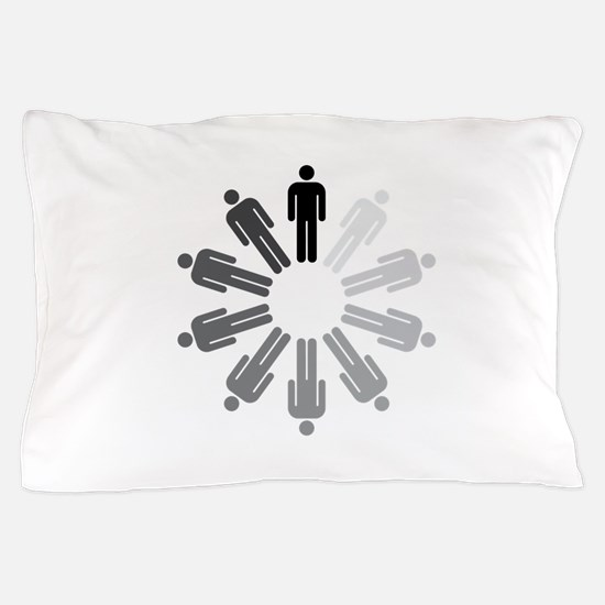Perfect man Pillow Case