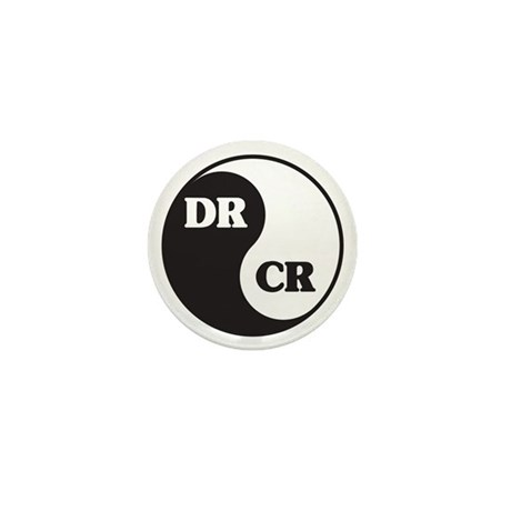 Zen Accountant Mini Button (10 pack)