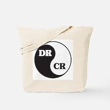 Zen Accountant Tote Bag