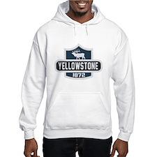 Yellowstone Nature Badge Hoodie