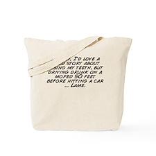 Unique I'd hit Tote Bag