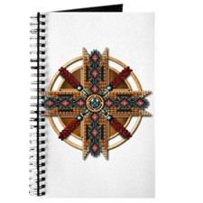 Native American Mandala 01 Journal