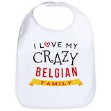 Belgium Cotton Bibs