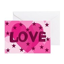 Love or Valentine's Day Greeting Card