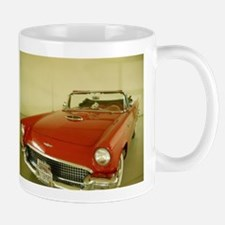 Red 1957 Ford Thunderbird Mug
