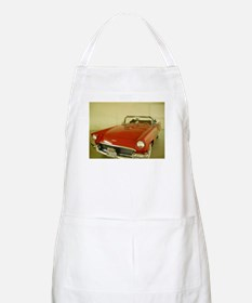 Red 1957 Ford Thunderbird Apron