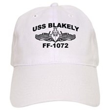 USS BLAKELY Baseball Cap