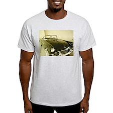 Black 1955 Ford Thunderbird T-Shirt