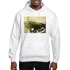 Black 1955 Ford Thunderbird Hoodie