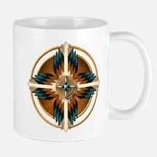 Native American Mandala 02 Mug