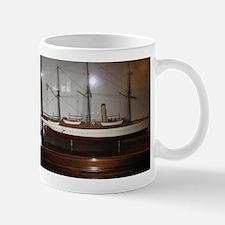 Small Boats-Boat Model Mug