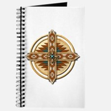 Native American Mandala 03 Journal