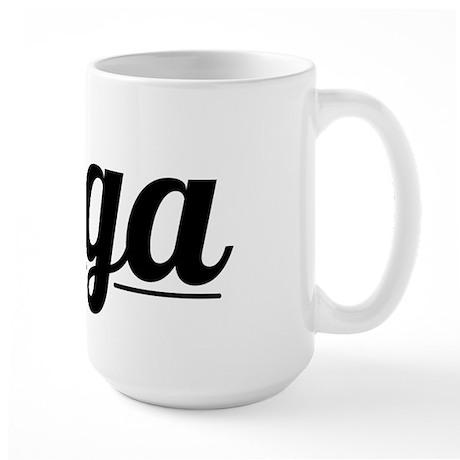 Yoga Classic Large Mug