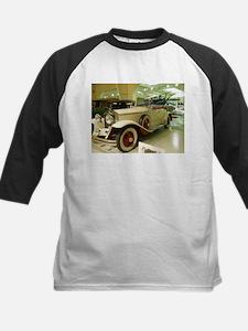1929 Rolls Royce Kids Baseball Jersey