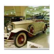 1929 Rolls Royce Tile Coaster