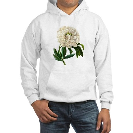 Pierre-Joseph Redoute Botanical Hooded Sweatshirt