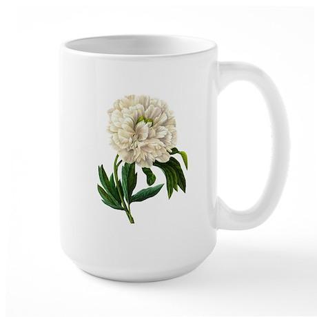 Pierre-Joseph Redoute Botanical Large Mug