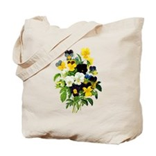 Pierre-Joseph Redoute Botanical Tote Bag