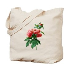 Pierre-Joseph Redoute Botanical Tote Bag